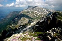 Τμήμα οροσειράς Τύμφης όπως φάινεται από την κορυφή Λάπατο - ΧΑΡΗΤΑΚΗΣ ΠΑΠΑΙΩΑΝΝΟΥ/ HARITAKIS PAPAIOANNOU