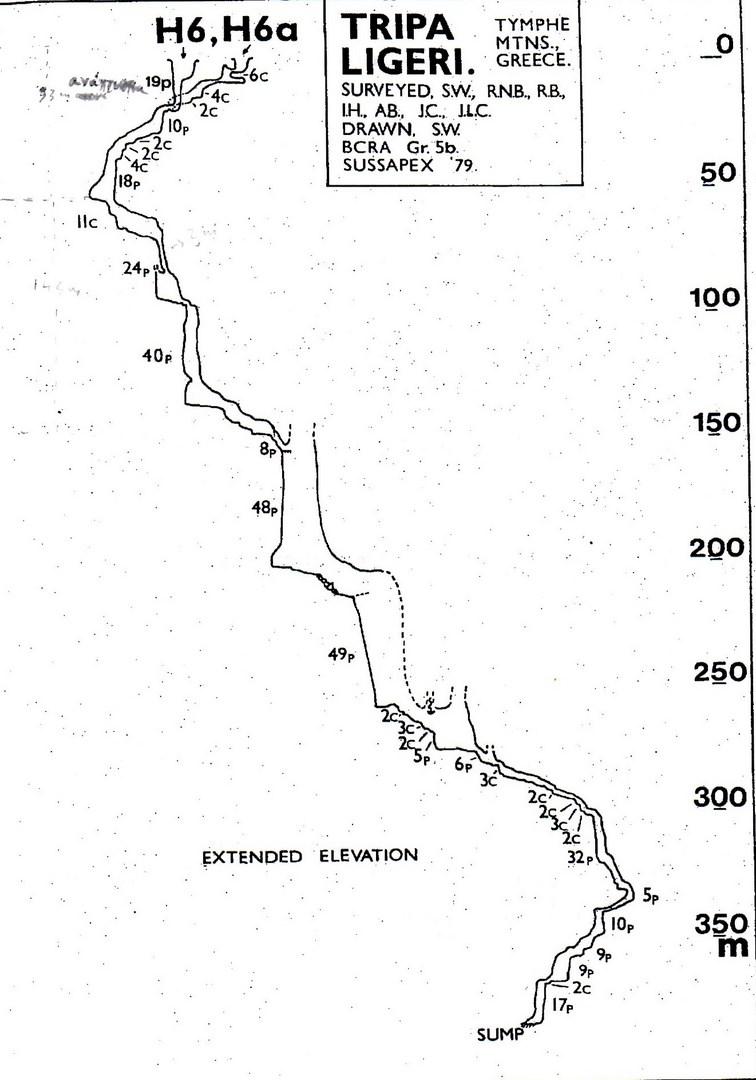 Τρύπα της Λυγερής (-386μ)