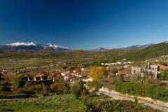 Αποψη της Επάνω Κόνιτσας - ΘΩΜΑΣ ΚΑΡΑΝΙΚΑΣ/ THOMAS KARANIKAS