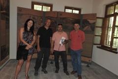 Επίσκεψη στο Κέντρο Ενημέρωσης Γεωπάρκου Εθνικού Πάρκου στον Βοϊδομάτη Κλειδωνιά