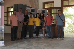 Επίσκεψη στο Κέντρο Ενημέρωσης του Γεωπάρκου- Εθνικού Πάρκου στο Βοιδομάτη Κλειδωνιάς