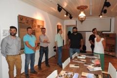 Επίσκεψη στο Κέντρο Ενημέρωσης του Γεωπάρκου στο Μεγάλο Πάπιγκο