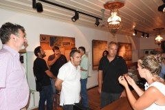 Ξενάγηση στο Κέντρο Ενημέρωσης του Γεωπάρκου στο Μεγάλο Πάπιγκο
